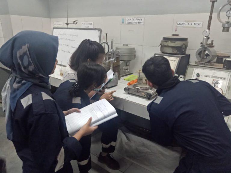 Highway Engineering (Asphalt) Laboratory