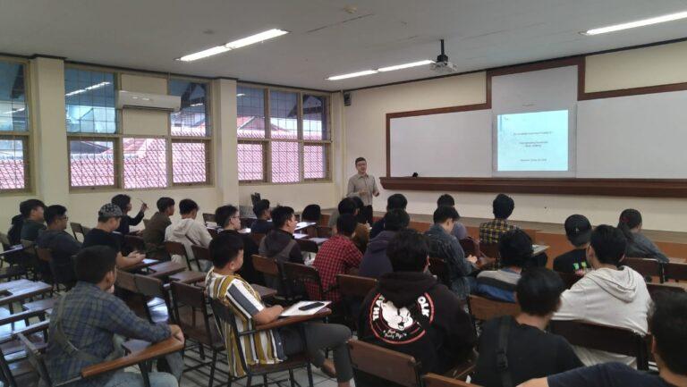 Pre-Departure Enrichment Program 3+1 Civil Engineering